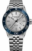 Raymond Weil Freelancer Diver Auto Gents Watch 2760-st4-65001 - Rrp Andpound1695 - New