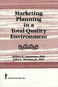 Marketing Planning In A Total Quality Environment Hardcover Robert E. Linneman