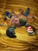 Ty Original Beanie Baby Claude The Crab Rare Collectible