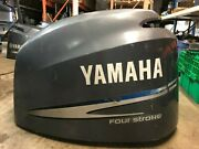 Yamaha Four Stroke 225 Hp Top Cowling/ Fits F200-f225 3.3l. 02and039-10and039-stk 9167