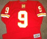 Vtg Authentic 80's Bill Kenney Chiefs Nfl Russell Athletic Sample Jersey 46 Rare