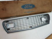 New 1974 Only Ford Mustang Ii Mustang 2 Front Grille Oem New Old Stock Nos Grill