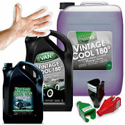 Evans Vintage Cool 180 - Waterless Engine Coolant Antifreeze For Classic Cars