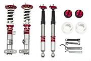 Truhart Streetplus Coilovers Kit For Bmw 3-series 1993 - 1998 E36 Rwd Excl. M3