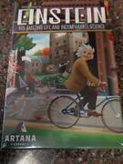 Einstein Game New Sealed 605930525076 His Amazing Life And Incomparable Science