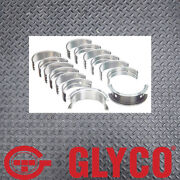 Glyco Set Of 7 Std Main Bearings Suits Porsche M64.60 3600cc Turbo