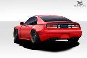Duraflex Z32 2dr Coupe Pm-z Fender Flares Complete Kit 9 Piece For 300zx Ni