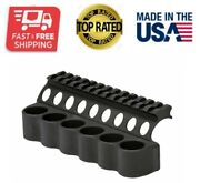 Mesa Tactical Sureshell Side Mount 6-shell Shell Carrier And Rail For Benelli M4