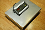 Soehnle Weighing Stainless Steel Bench Scale Model 7751 Made In Germany