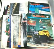 Lionel Trains Magazine Lot Of 30 1991 94 95 96 Electric Trains And Accessories
