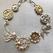Echo Of The Dreamer Mars And Valentine Language Of Flowers Collar Nm250a