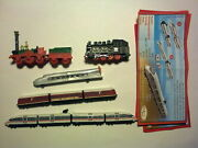 Trains Complete Set With All Papers Kinder Surprise 2012/2013 Ferrero