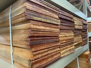 Wholesale Lot Of 10 Guitar Back And Side Dreadnought Mahogany Tonewood Book Match