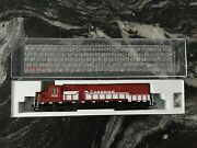 Atlas 1/160 N Scale Sd-60 Canadian Pacific Rd 6240 Nce For Dcc Item 49157 F/s