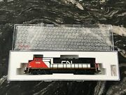 Atlas 1/160 N Scale Dash 8-40cw Canadian National Road 2152 Dcc 40002719 F/s