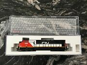 Atlas 1/160 N Scale Dash 8-40cw Canadian National Road 2458 Dcc 40002720 F/s