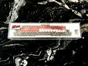 Atlas 1/160 N Scale Sd-60m Canadian Pacific Rd 6258 Nce For Dcc 40002074 F/s