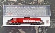 Atlas 1/160 N Scale Sd-60m Canadian Pacific Rd 6259 Dcc Ready 40002044 F/s