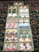 1898and039s Ingersoll Artist Stereopticon Cards Lot Of 17 Children Love Nature Vtg