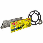 Did Oe Chain And Sprocket Kit Suit Triumph Tiger 800 2011