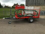 New Bespoke Utility Car/tractor/commercial Trailer - Built To Your Requirements