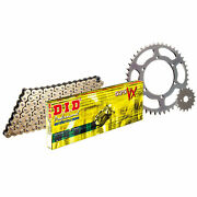 Did Upgrade Chain And Sprocket Kit Suitable For Yamaha Mt-09 Street Rally 2014