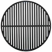 Cast Iron Cooking Grid Grates For Large Big Green Egg/ L Bge Vision Grill 18
