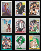 1990-91 Nba Hoops Basketball Cards 253-438 - Pick Your Card