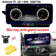 Android 10 Car Gps 1920720 For Mercedes Benz E Class Coupe C207 A207 2010-2012