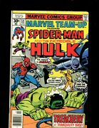 Marvel Team-up 54 7.0 Spidey And The Hulk 1976