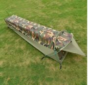 Camping Military Army Bivy Bag Sack Cover Tent 1 Person Man Survival Camouflage