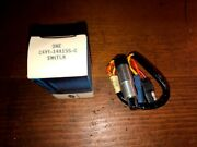 Nos Ford 1964-1965 Lincoln Continental Convertible Rear Door Window Switch