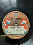 Columbia 144 Tennessee Tooters Ground Hog Blues / Chattanooga 78 Rpm