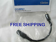 Clarion Ccumra1 Marine Stereo Remote Adapter Cable 8 Pin Male To 6 Pin Female