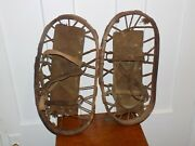 Pair Of Wwii Snow Shoes