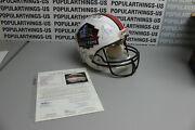 Hall Of Famers Signed Pro Football Hall Of Fame Helmet Jsa Certified 16 Autos
