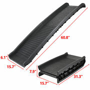 High Traction Dog Pet Ramp Light Weight Foldable For Car Suv Truck Rubber Feet