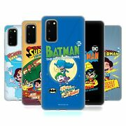 Super Friends Dc Comics Toddlers Comic Covers Soft Gel Case For Samsung Phones 1