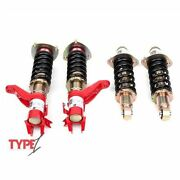 For 99-03 Acura Tl Type 1 Function And Form Full Adjustable Coilovers