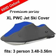 Boat Cover Waterproof Breathable Oxford Fabric Jet Ski Sunproof Protection Tools