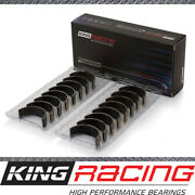 King Racing +020 Set Of 6 Conrod Bearings Suits Ford 144