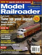 Model Railroader Magazine May 2007 Tune Up Your Layout, Choose The Right Decoder