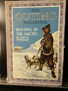 The Outing Magazine Vintage December 1909 Issue Free Shipping