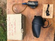 1953 Condor Swiss Army Military Black Out Light Nos Oem