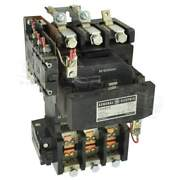Cr306f104 General Electric Motor Control 300-line Cr306 135a 100hp 460-480v Coil