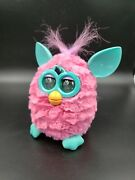Vtg 2012 Pink And Teal Interactive Tested And Works Furby Boom  19