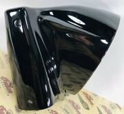 Indian Motorcycle Black Tear Drop Headlight Naccelle Chief Right Side Housing 3