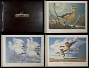 Waterfowl Of North America -44 Bound Color Plates -ducks Unlimited Ltd Edition