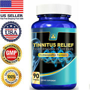Ultimate Tinnitus Relief Stop Ear Ringing Natural Remedy Capsules Best Selling