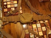 Ctoms Gen 1 Tactical Molle Belt With Reppelling Harness And D-ring